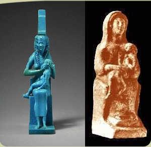 horus vs jesus